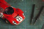 Amalgam'ın İnanılmaz Ferrari 330 P4 Le Mans Modeli