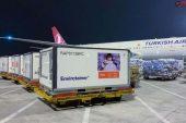 Çin'de Geliştirilen Koronavirüs Aşısı Türkiye'ye Geldi
