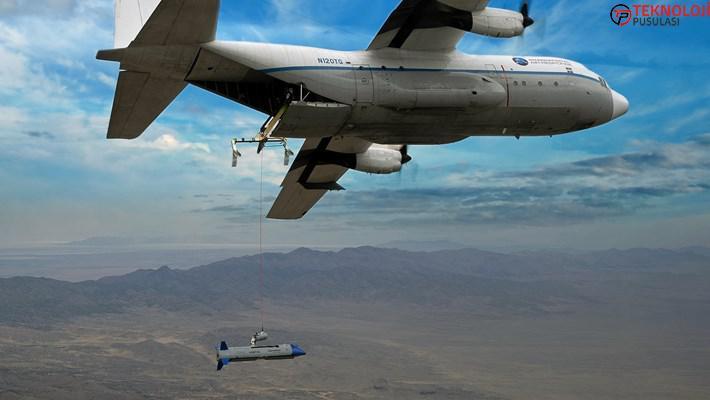DARPA, Gremlin sürü İHA projesinde dronları havada yakalama testlerine devam ediyor