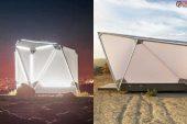 Eski SpaceX Tasarımcılarından Prefabrik Baraka: Jupe