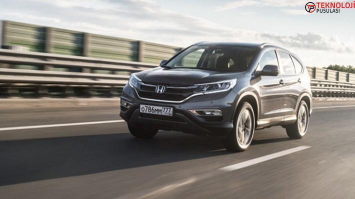 Honda, 2022 itibariyle Rusya'daki araba satışını durduracak