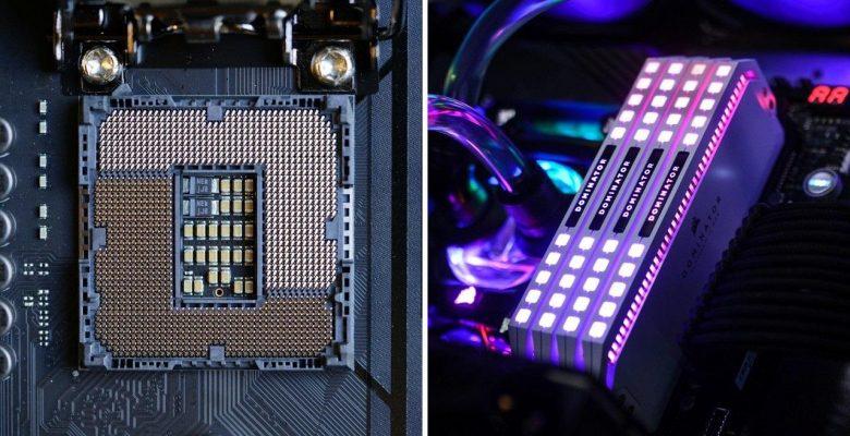 Intel B560 anakartlar için sevindiren RAM gelişmesi