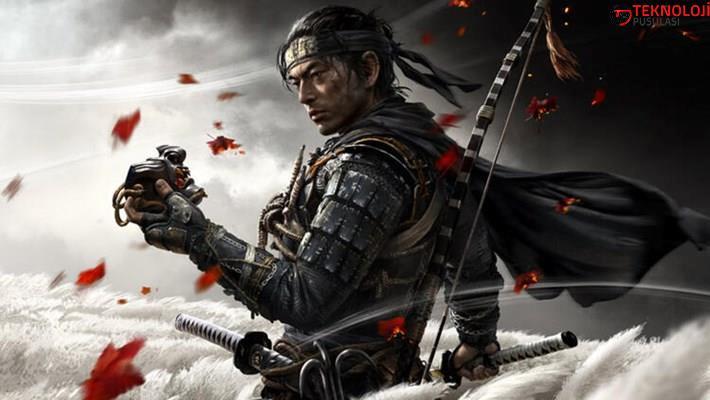 Japon oyun geliştiriciler 2020'nin en yeterli oyunu olarak Ghost of Tsushima'yı seçti
