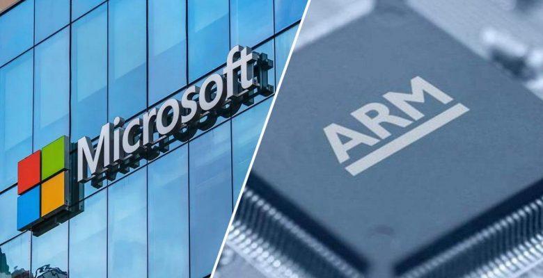 Microsoft, ARM işlemci dizaynıyla gündemde