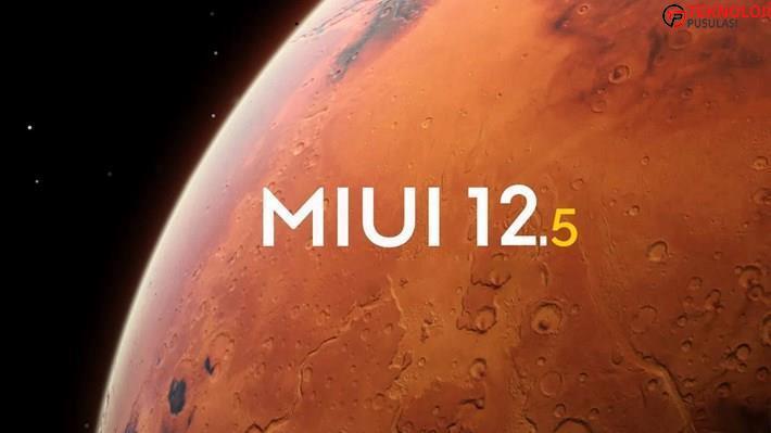 MIUI 12.5'in çıkış tarihi aşikâr oldu