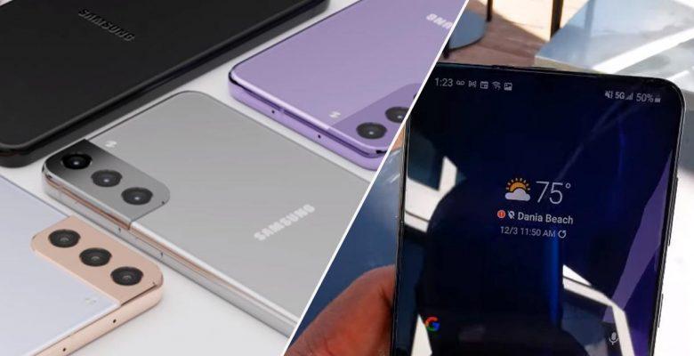 Samsung Galaxy S21 Plus görüntüsü sızdırıldı!