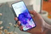 Samsung Galaxy S21'in ön panel manzarası ortaya çıktı