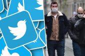 Twitter'dan koronavirüs ile gayret için yeni adım!