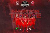 Ulusal Kadromuz, FIBA NBA 2K21 Turnuvasında Şampiyon Oldu