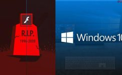 Windows 10, Adobe Flash uyarısı ile gündemde