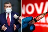 Fahrettin Koca: Çin aşısı yola çıktı