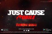 Just Cause: Mobile, iOS ve Android aygıtlar için duyuruldu