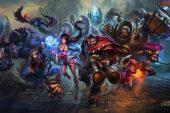 League of Legends cihanında geçen devasa bir MMO oyunu geliyor