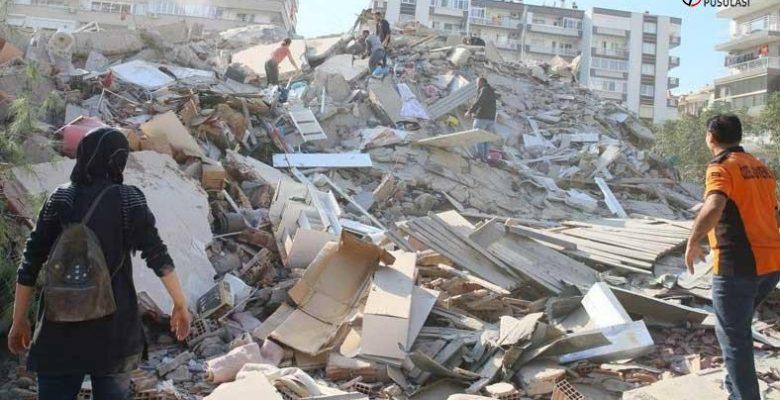 ODTÜ'den İzmir Zelzelesi Hakkında Çarpıcı Rapor