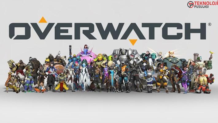Overwatch'u, 4 Ocak'a kadar fiyatsız oynayabilirsiniz