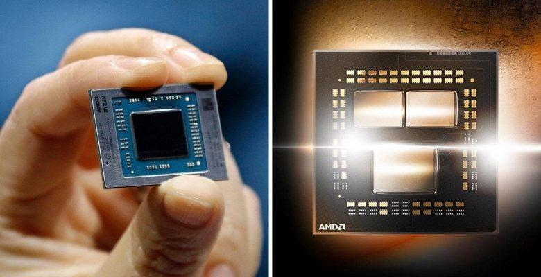 Taşınabilir AMD Ryzen 9 5900HX, i7-10700K'ya rakip oldu