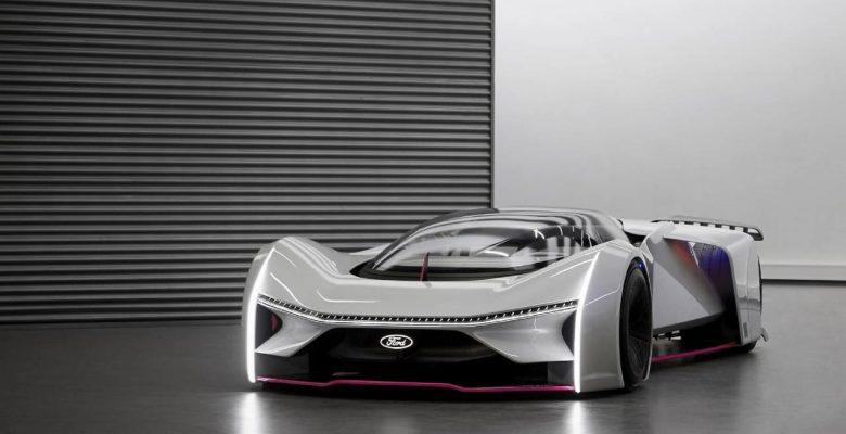 Team Fordzilla, sanal yarış aracı P1 modelini tanıttı