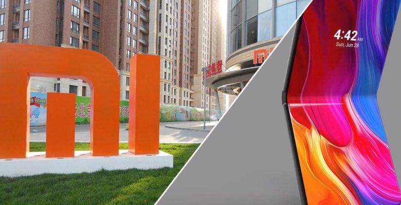 Xiaomi katlanabilir telefon için sürpriz gelişme