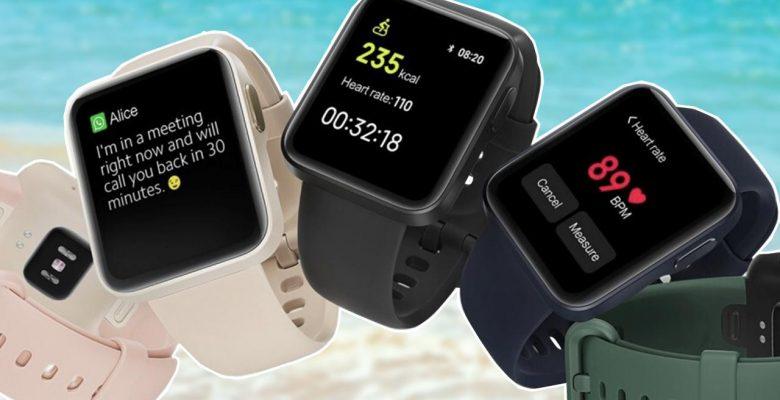 Xiaomi Mi Watch ve Lite Türkiye fiyatı muhakkak oldu