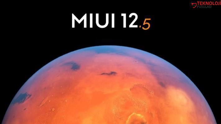 Xiaomi onayladı MIUI 12.5 geliyor: İşte yeni özellikler